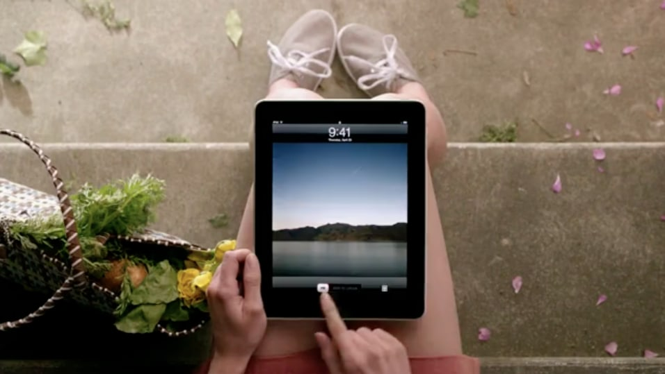 What is iPad