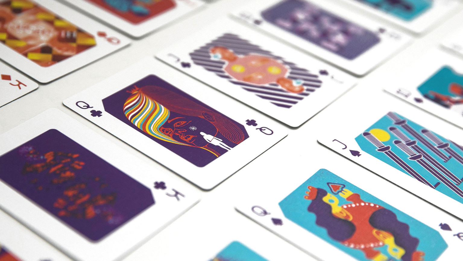 Solid Sound Playing Cards