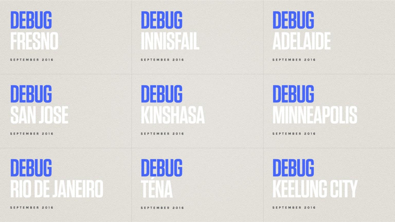 Project Debug