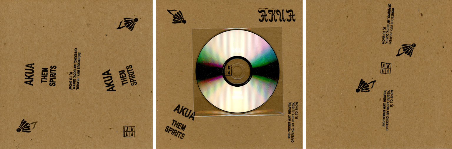 AKUA: Them Sprits LP