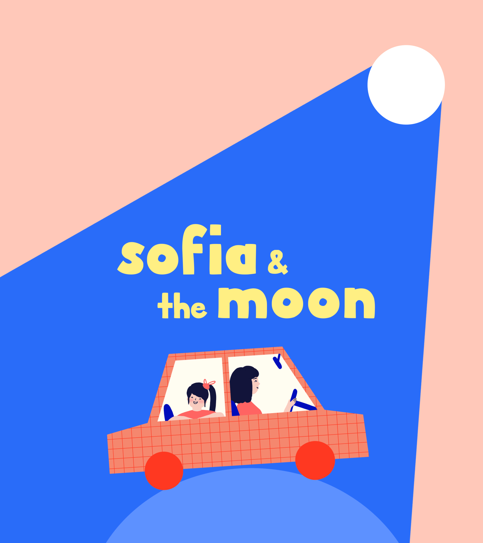 Sofia & the Moon Book Project