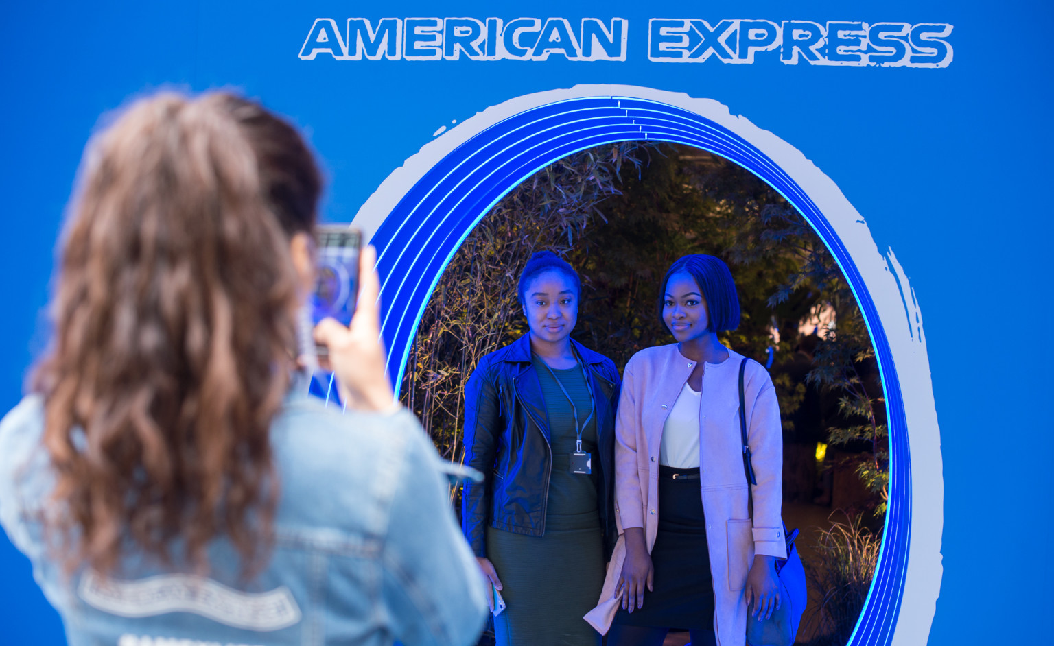 American Express Global Brand Strategy Launch
