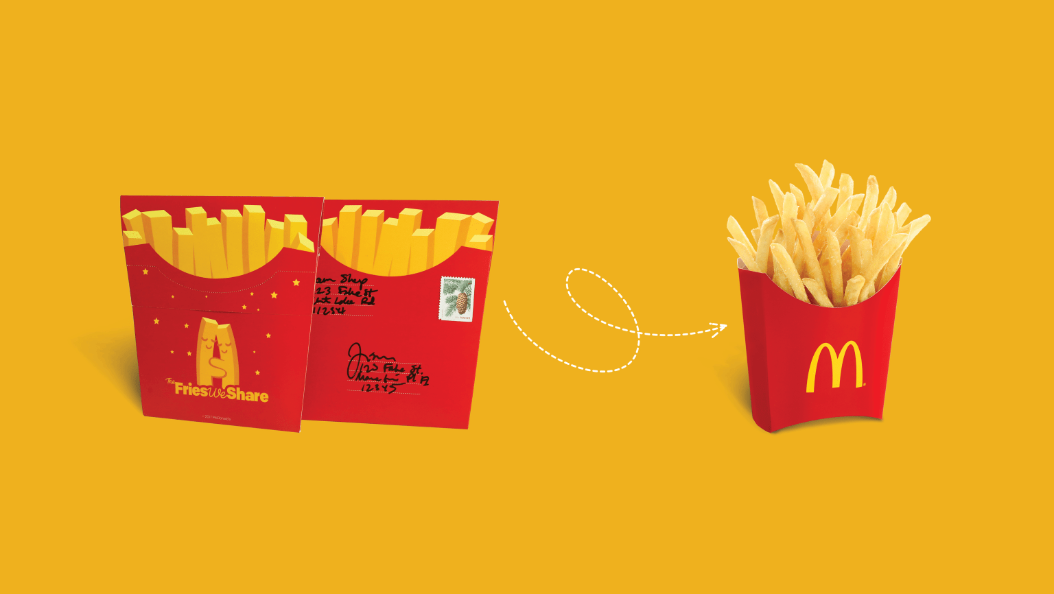 The Fries We Share - McDonald's