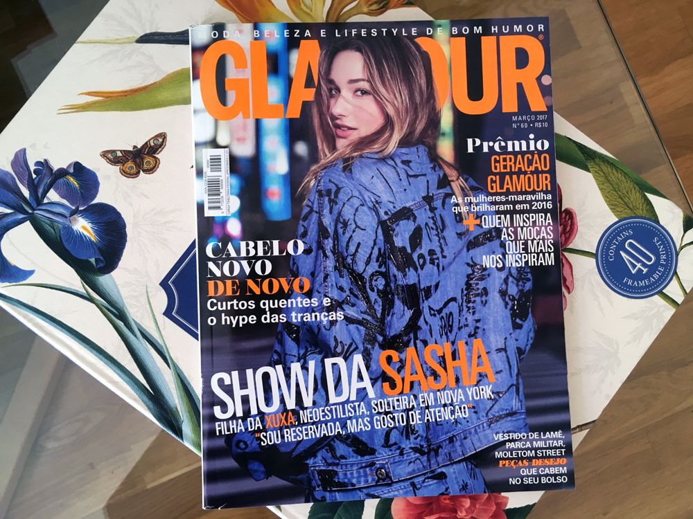 Glamour Magazine - March Issue 2017 - Brasil