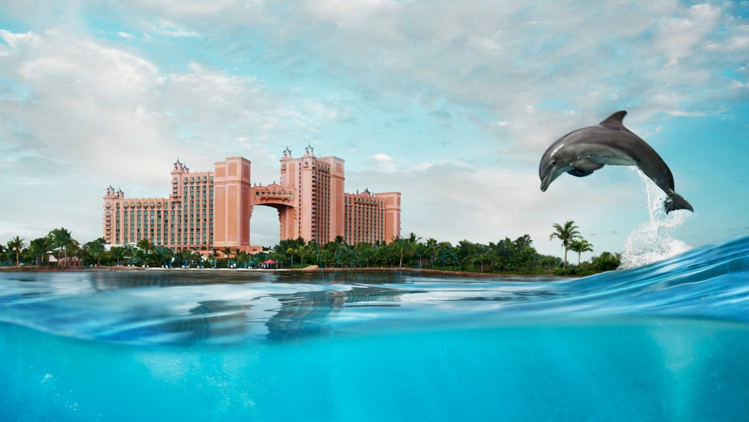 ATLANTIS RESORT CAMPAIGN