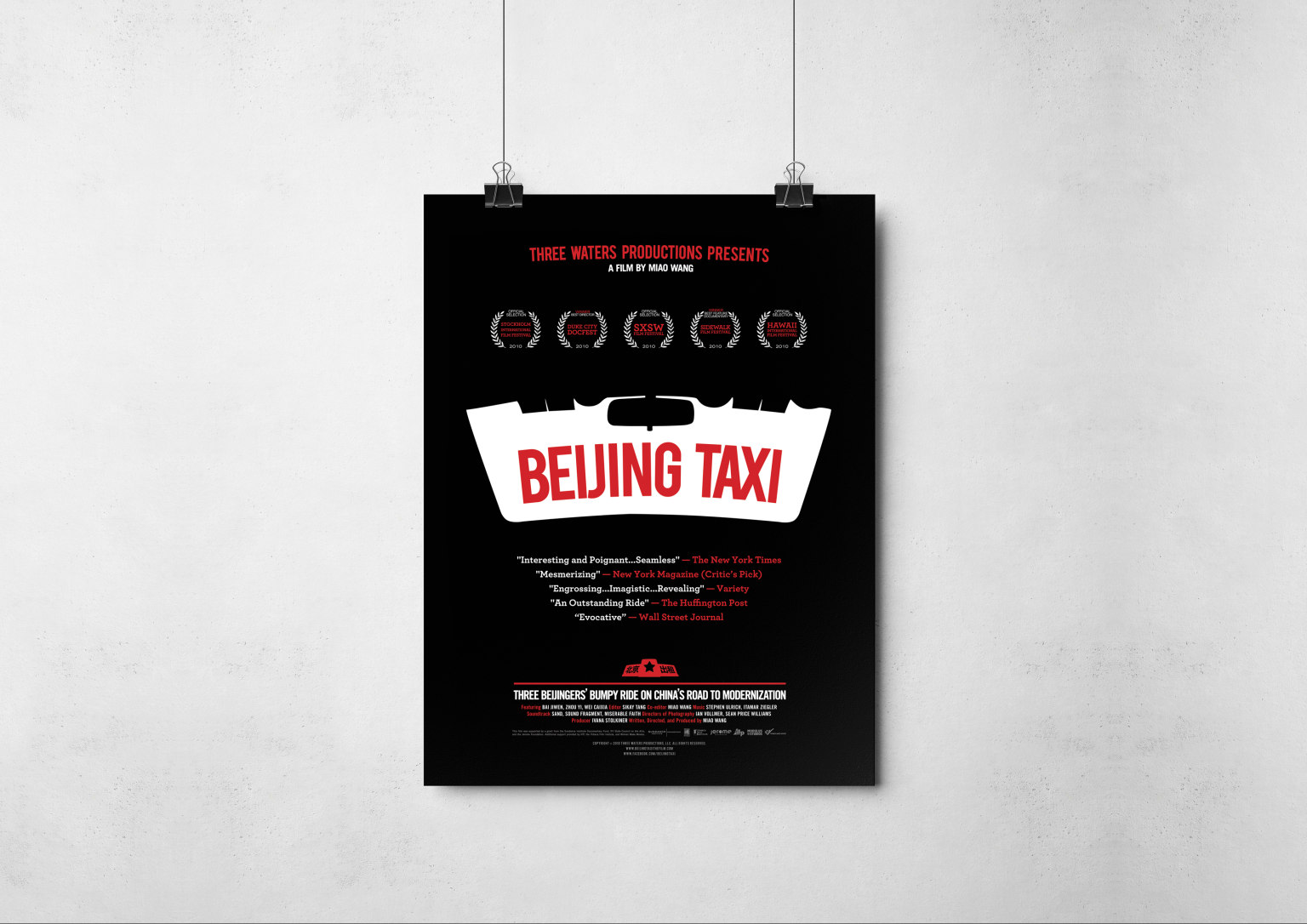 Beijing Taxi - WNW