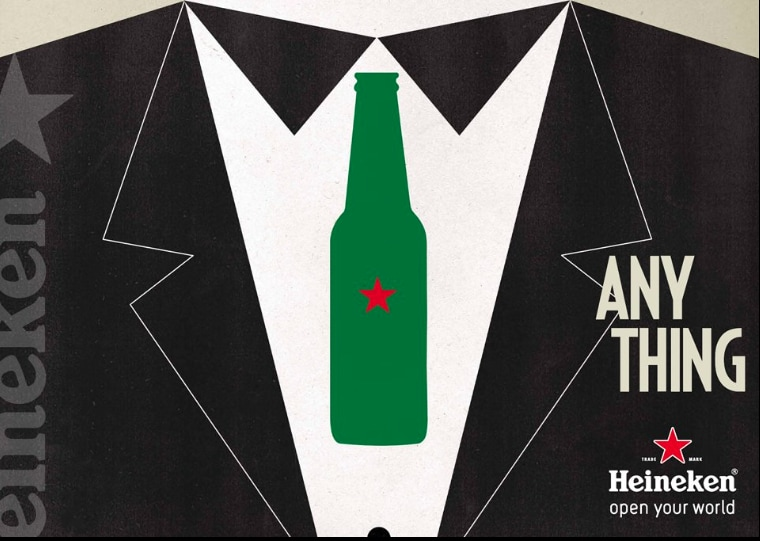 Heineken 'Man of the World' Campaign_Publicis, PARIS