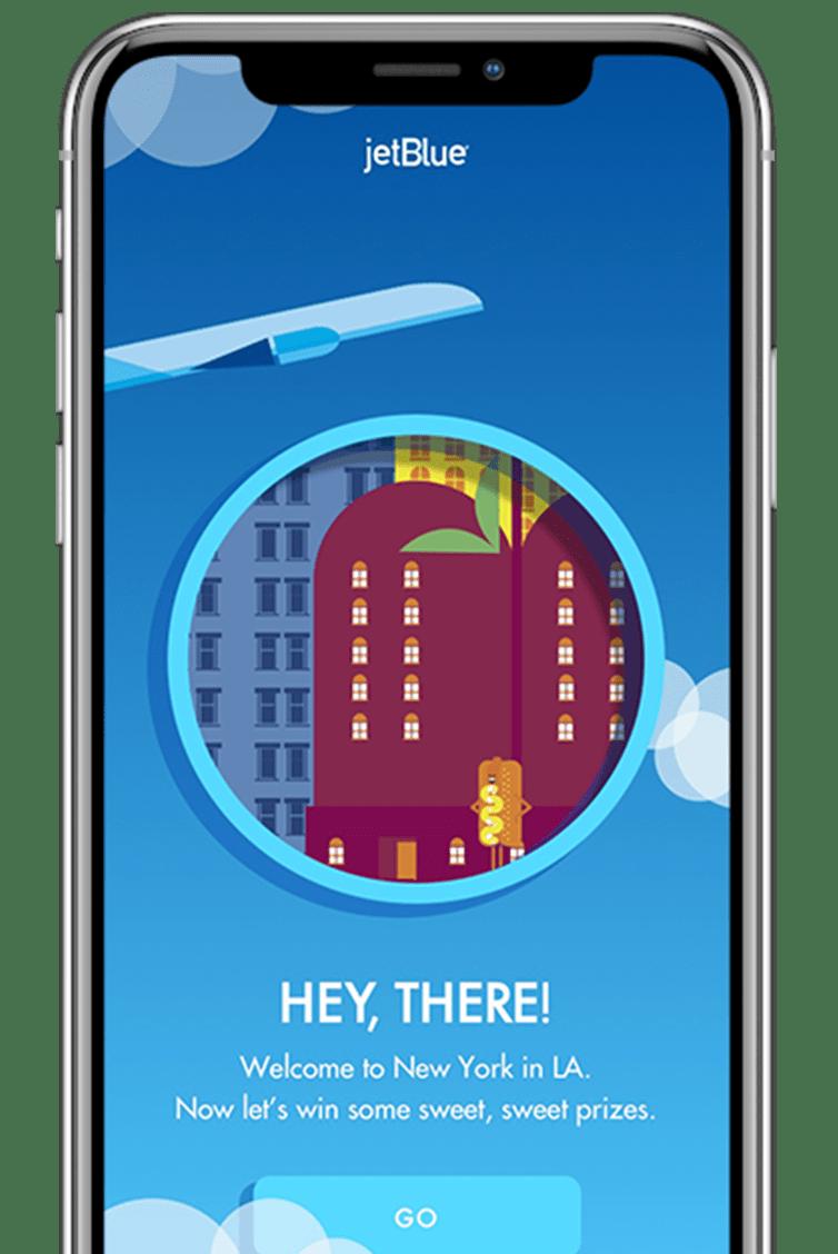 JetBlue AR