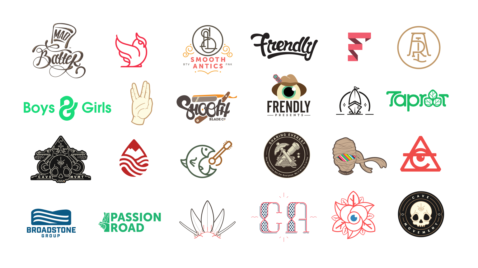 Logos and Illustrations