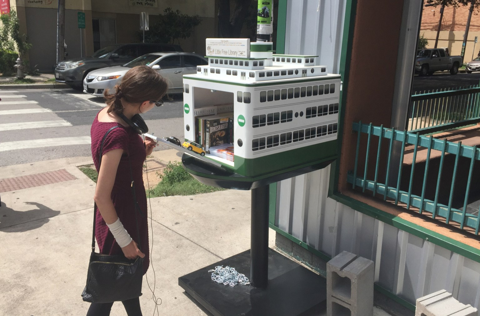 Visit Seattle - Little Free Libraries