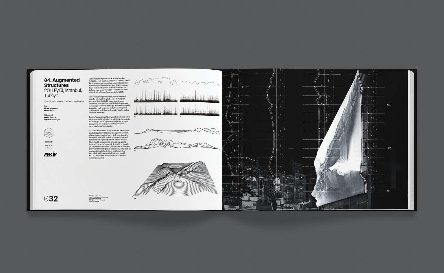 Salon Architects Portfolio Book