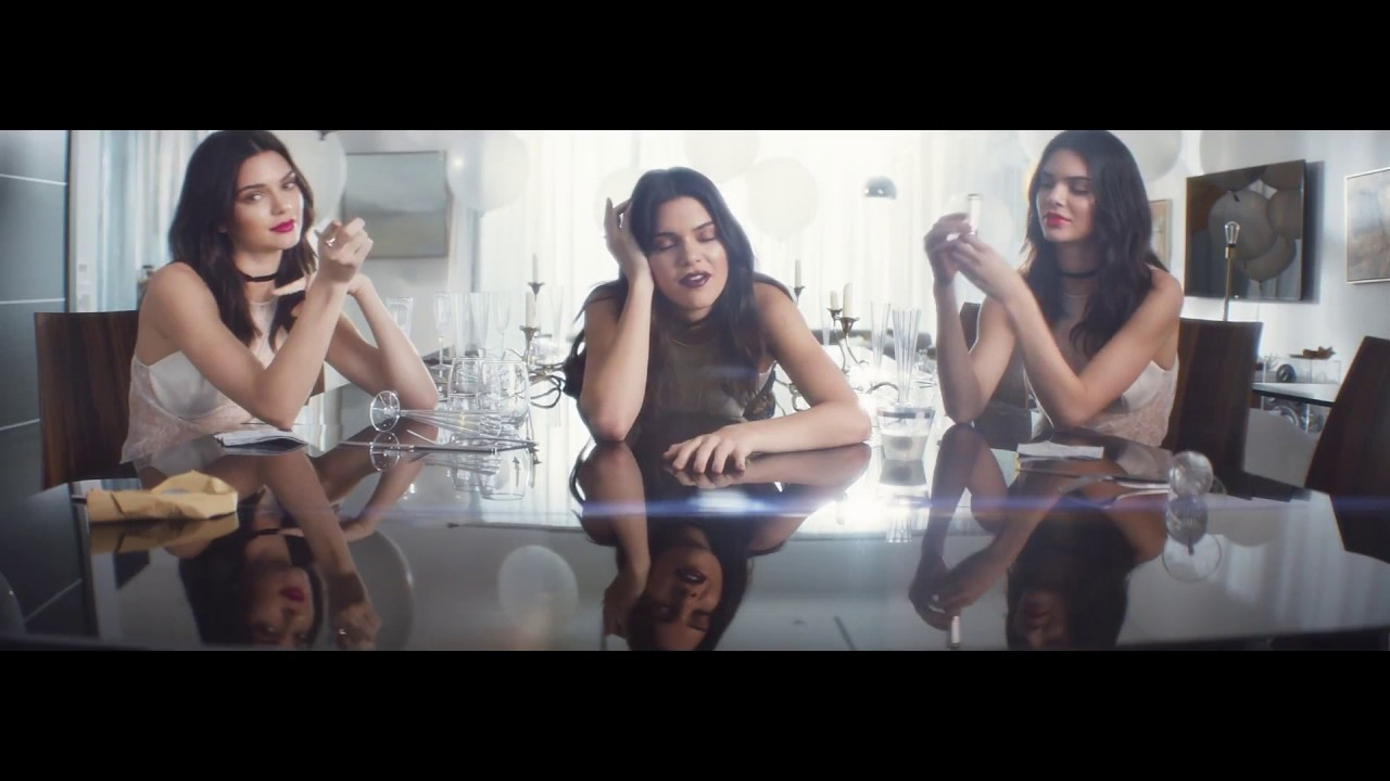 Estee Lauder with Kendall Jenner | Pure Color Love Lipstick