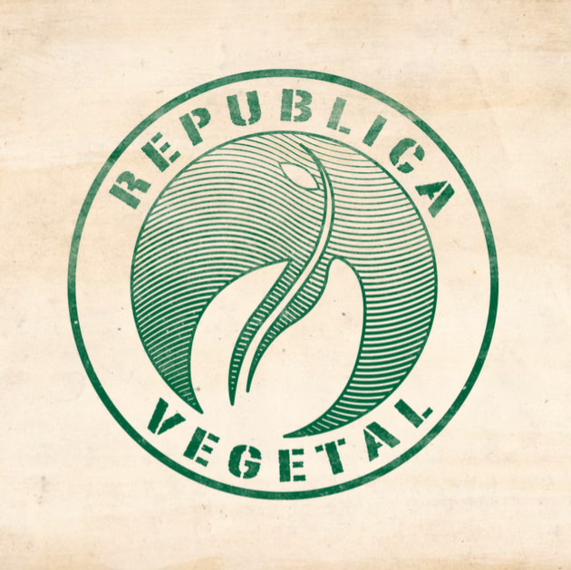 Republica Vegetal Logo