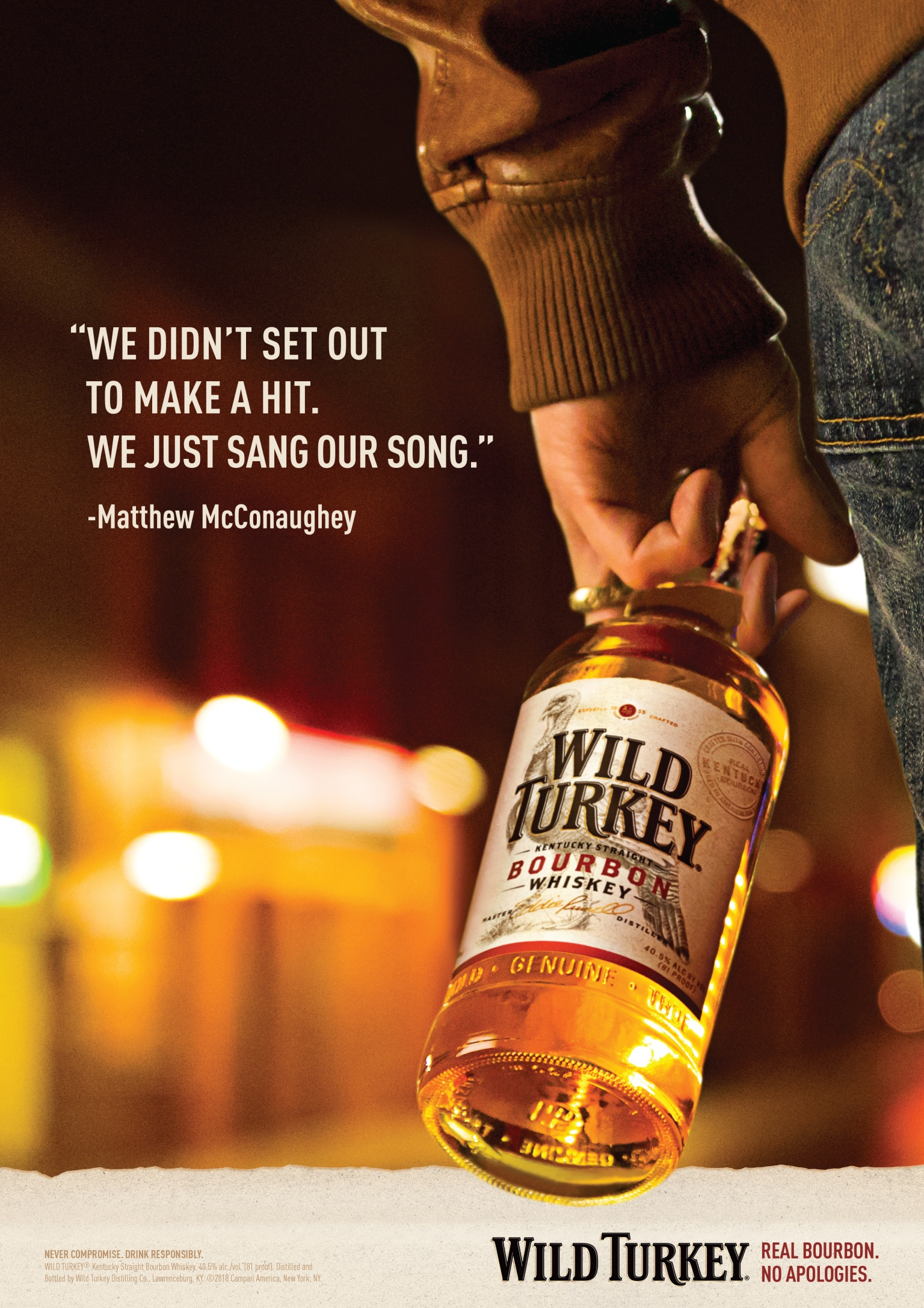 Wild Turkey - Sang Our Song