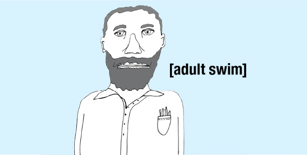 "Adult Swim: ""Notes From Chris"" show"