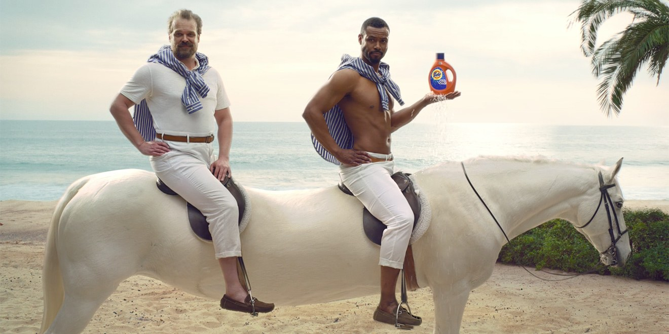 "Tide Super Bowl ""It's a Tide Ad"""
