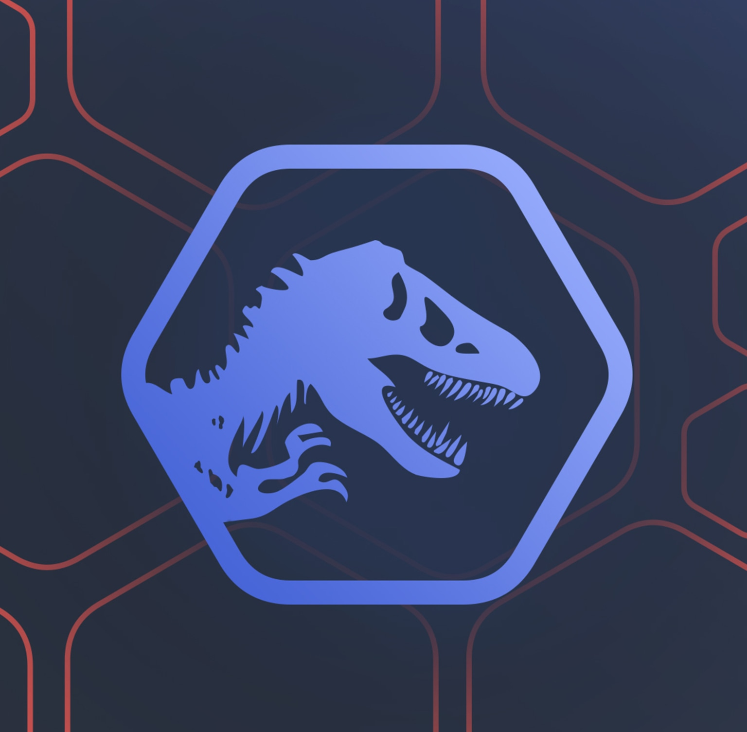 Jurassic World Website & Icons