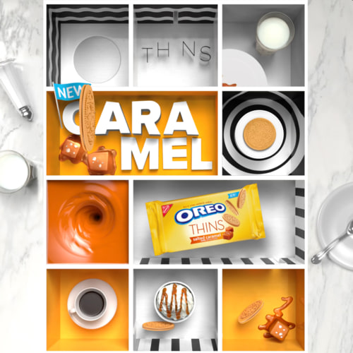 OREO THINS // Vertical Films Mobile Content
