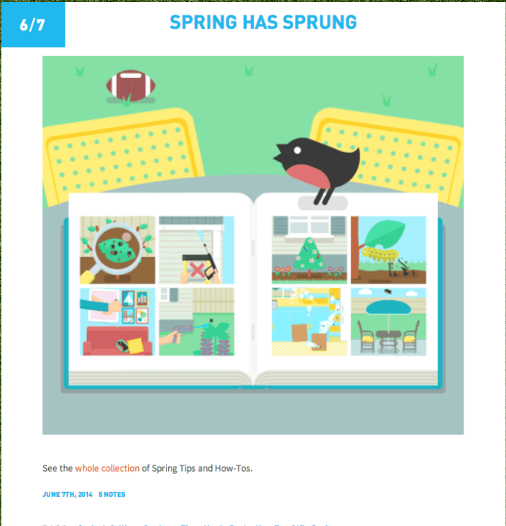 Lowe's Book of Spring