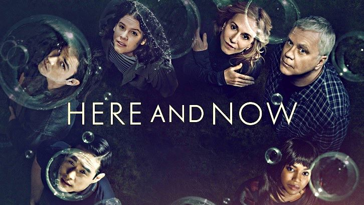HBO HERE AND NOW MAIN TITLES