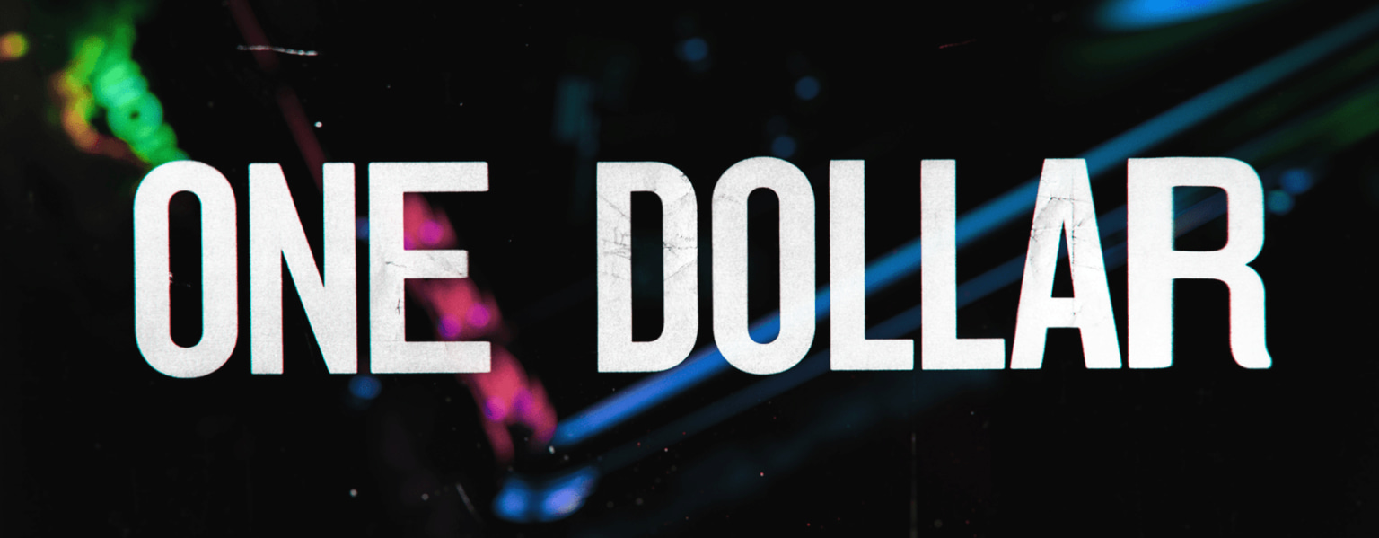 One Dollar Main Titles