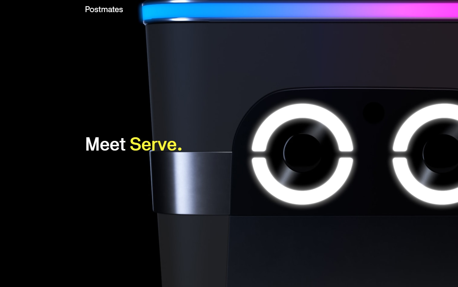 POSTMATES: Meet Serve