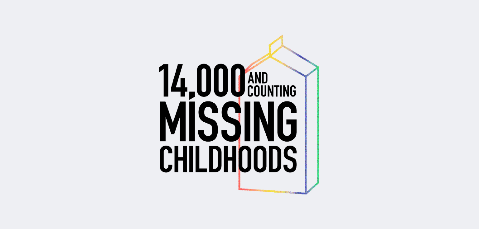 14,000 Missing Children and Counting