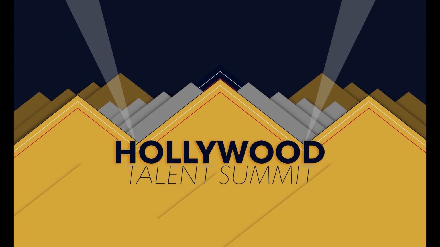 Hollywood Casting and Film Talent Summit Advertisement