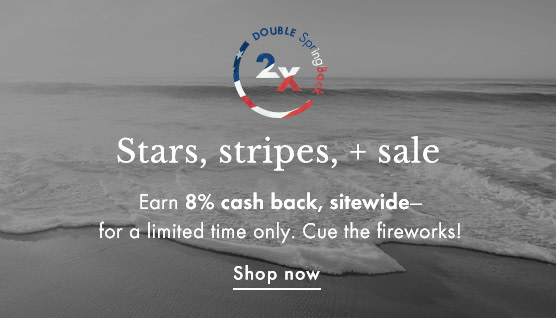 Spring's Fourth of July Campaign