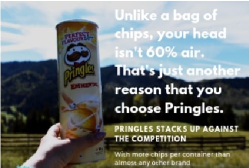 Pringles Stacks Up Against The Competition