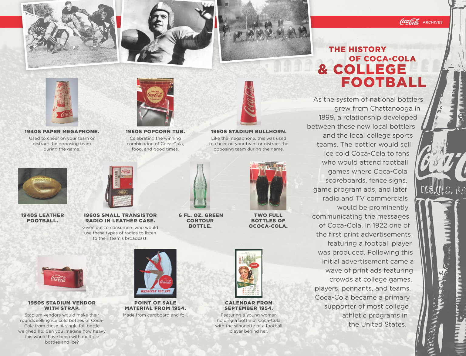 Coca-Cola Archives, Display Posters
