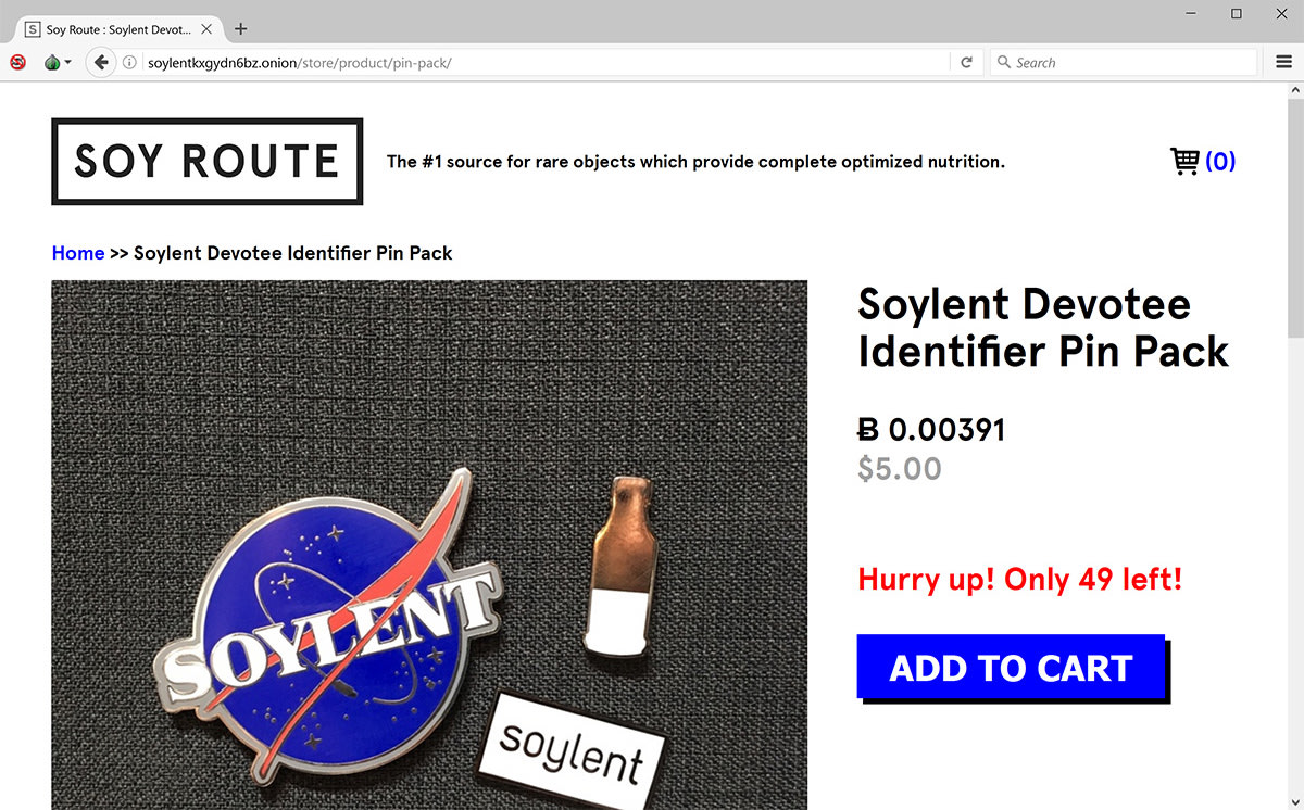 Soy Route