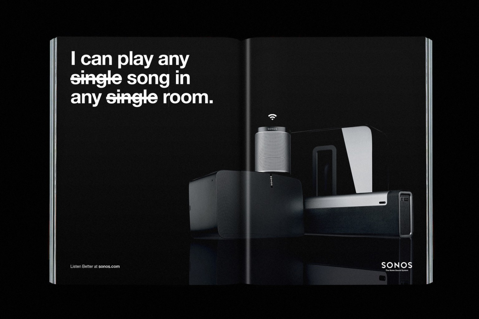SONOS Wake Up the Silent Home