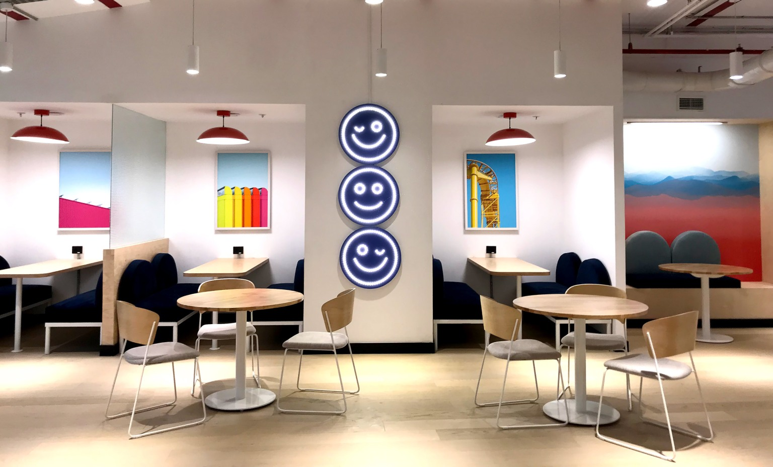 Art & Graphics for WeWork India