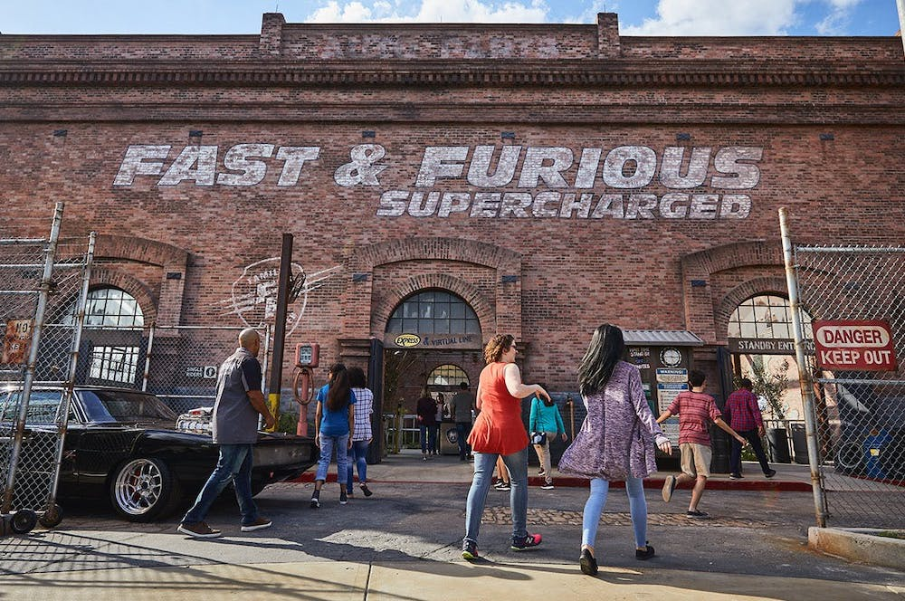 Universal's Fast & Furious — Mobile App