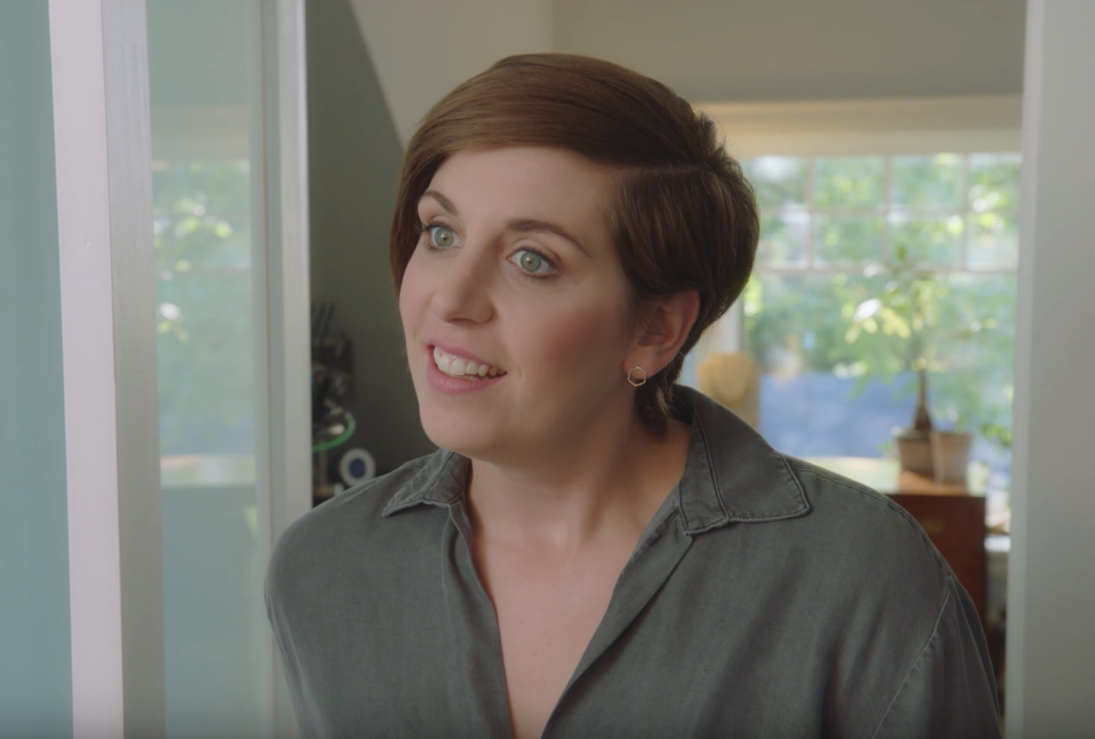 'Janet' - Interac Commercial