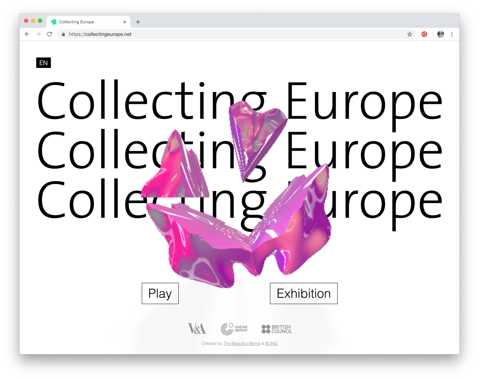 Collecting Europe