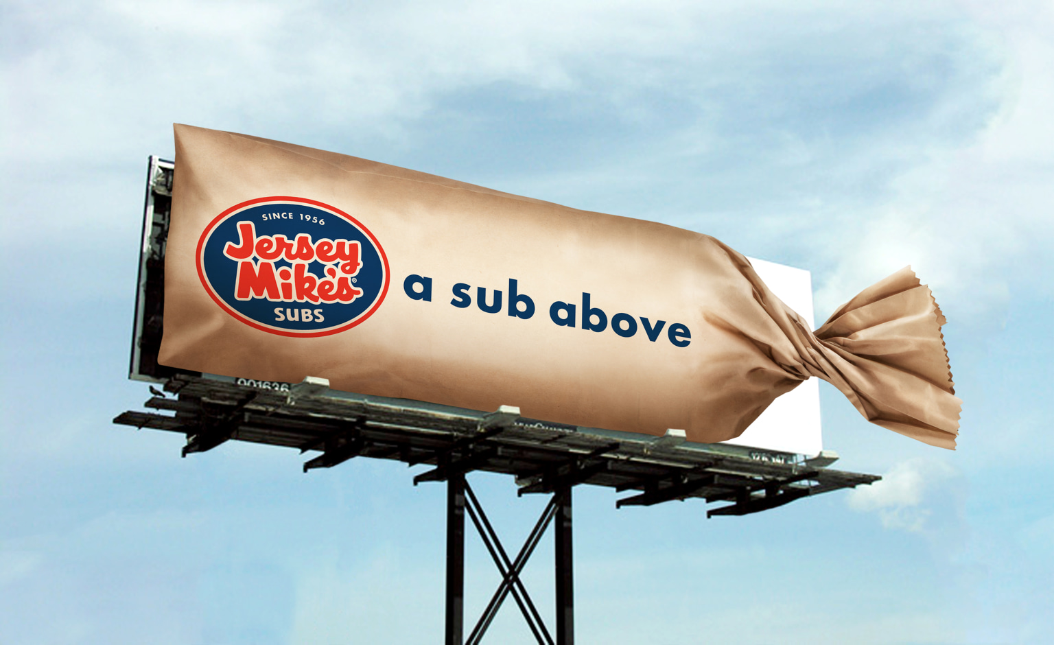 Jersey Mike's Subs - A Sub Above Campaign