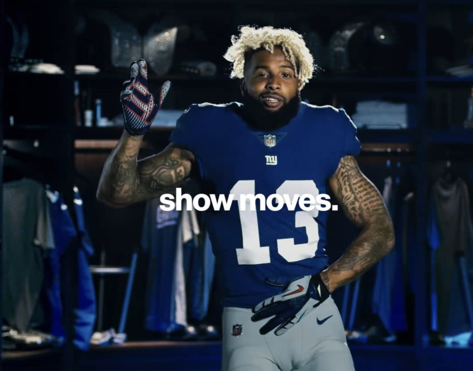 Verizon - NFL - OBJ