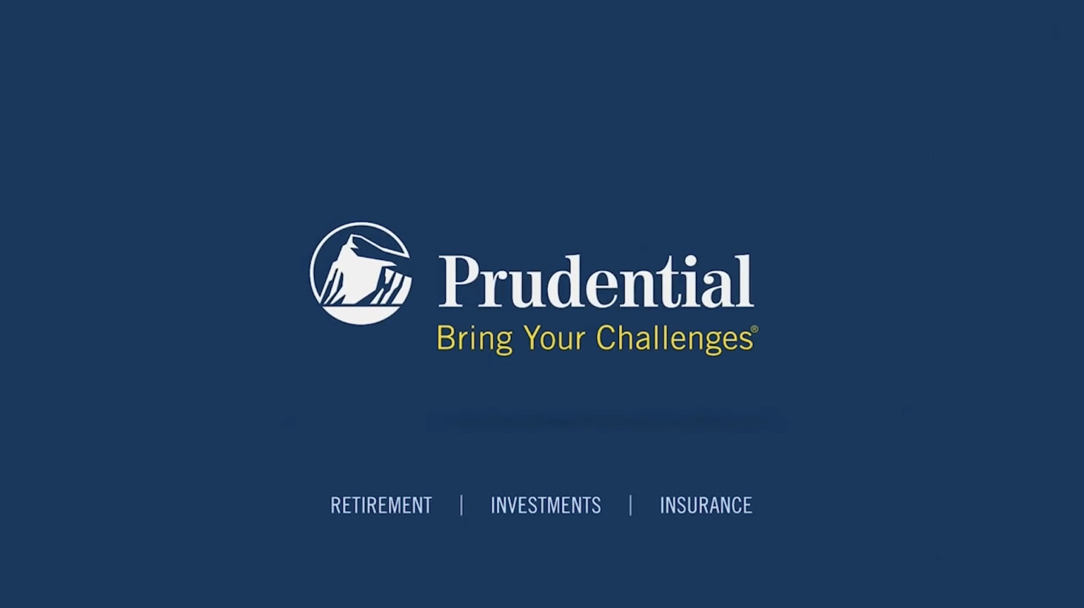 Prudential - You Can't Plan for Everything
