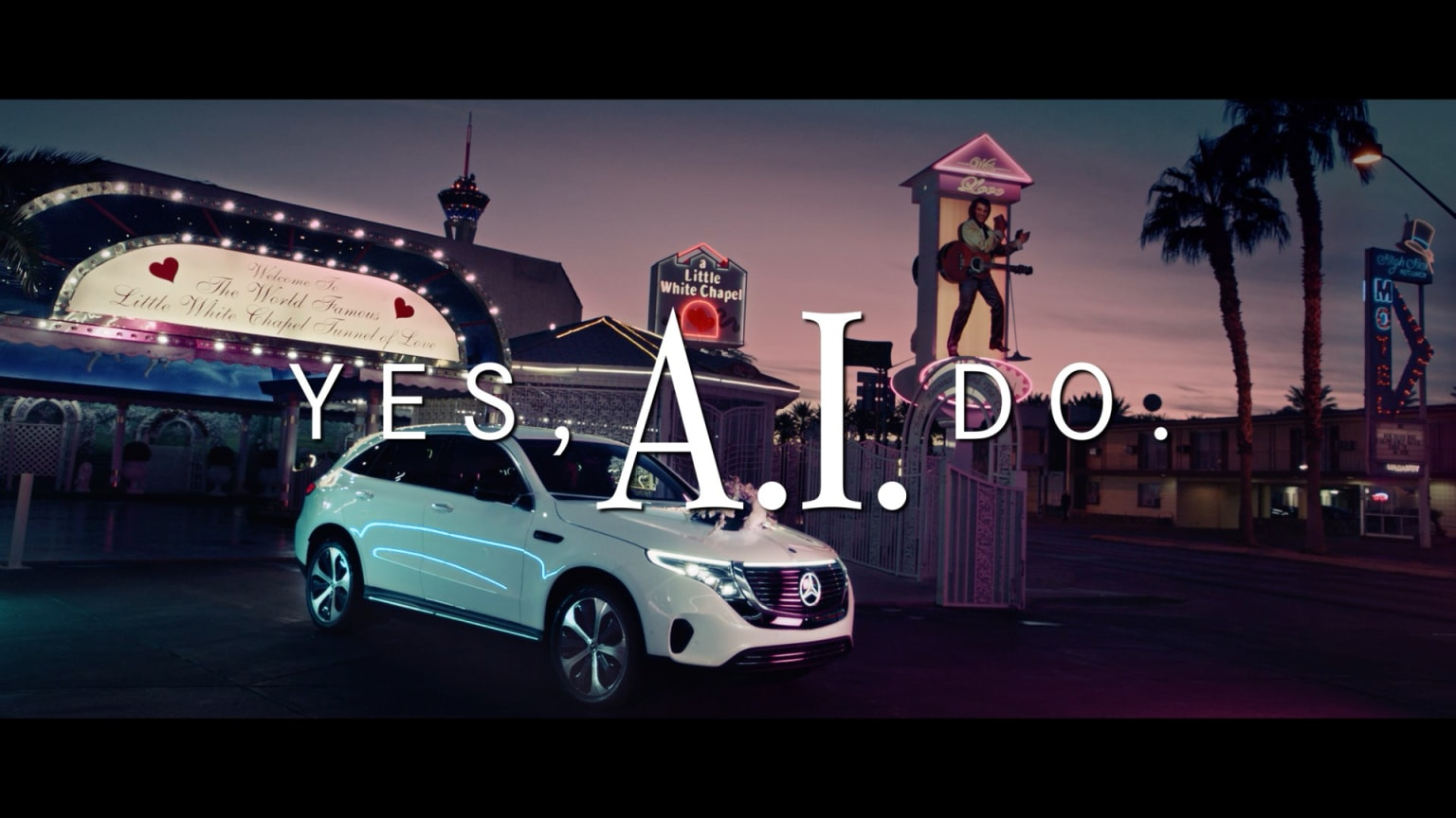 MERCEDES-BENZ – Yes AI Do