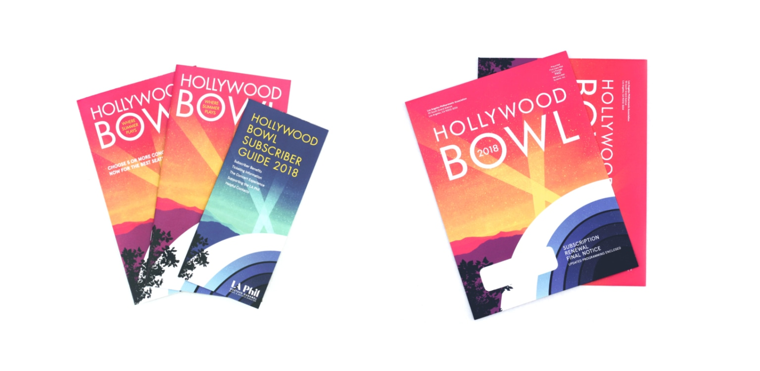 Hollywood Bowl '18