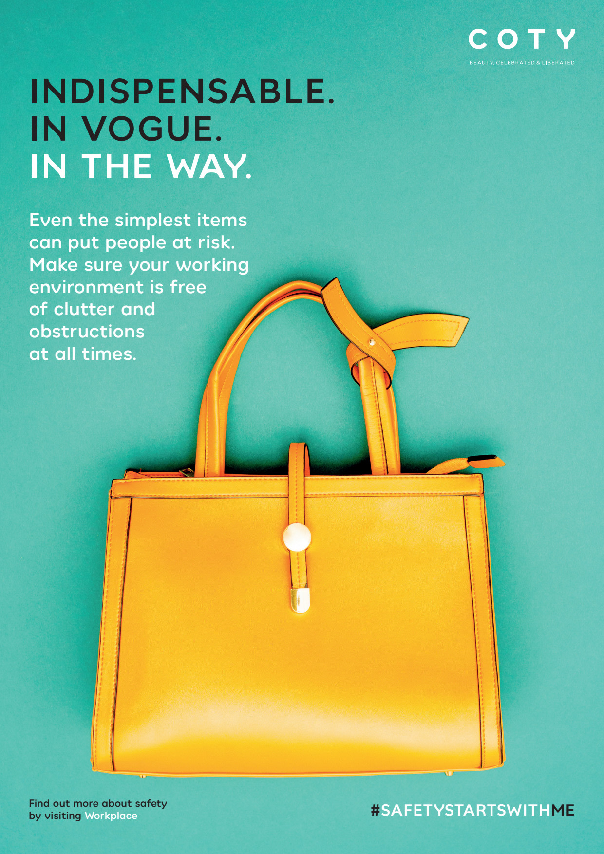 COTY Office Safety Posters