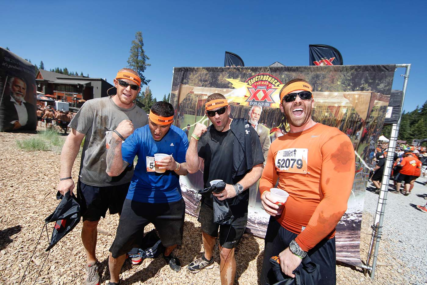 Dos Equis + Tough Mudder
