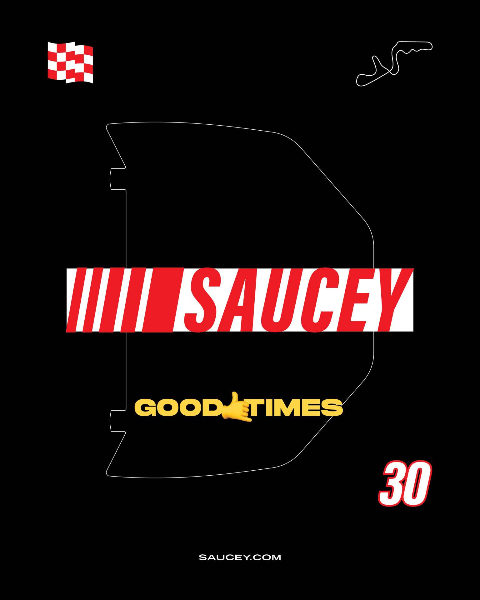 Saucey Identity Concept