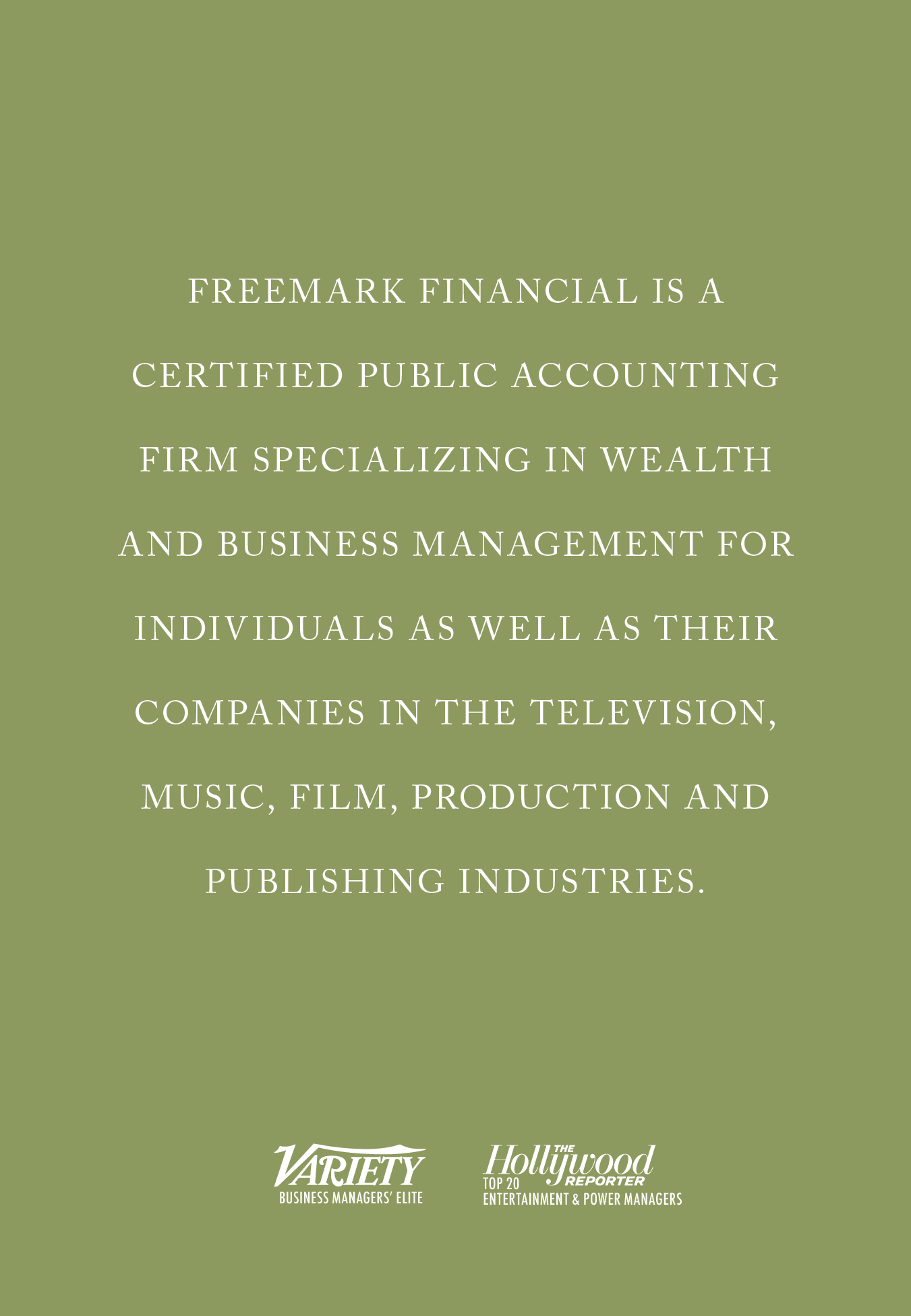 Freemark Financial Branded Content Recruitment