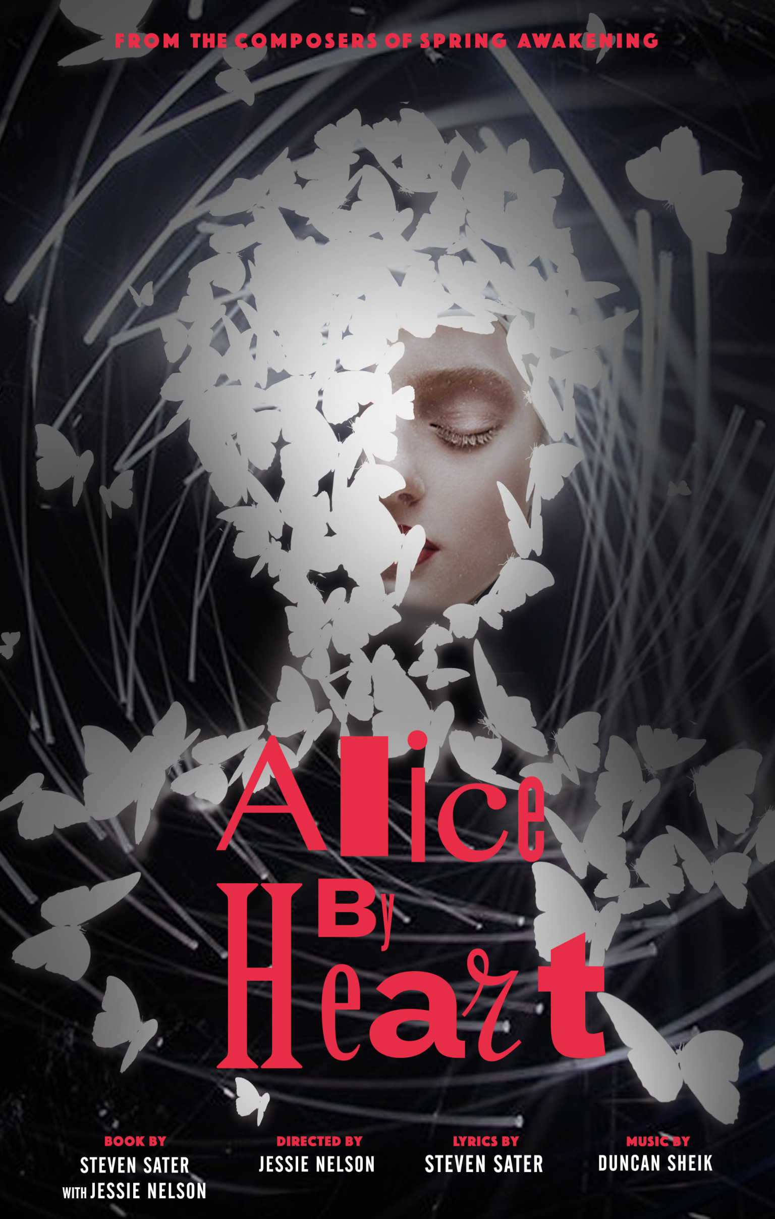 Alice by Heart: Key Art Concepts
