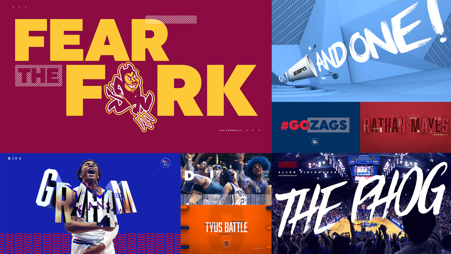 ESPN College Basketball Rebrand