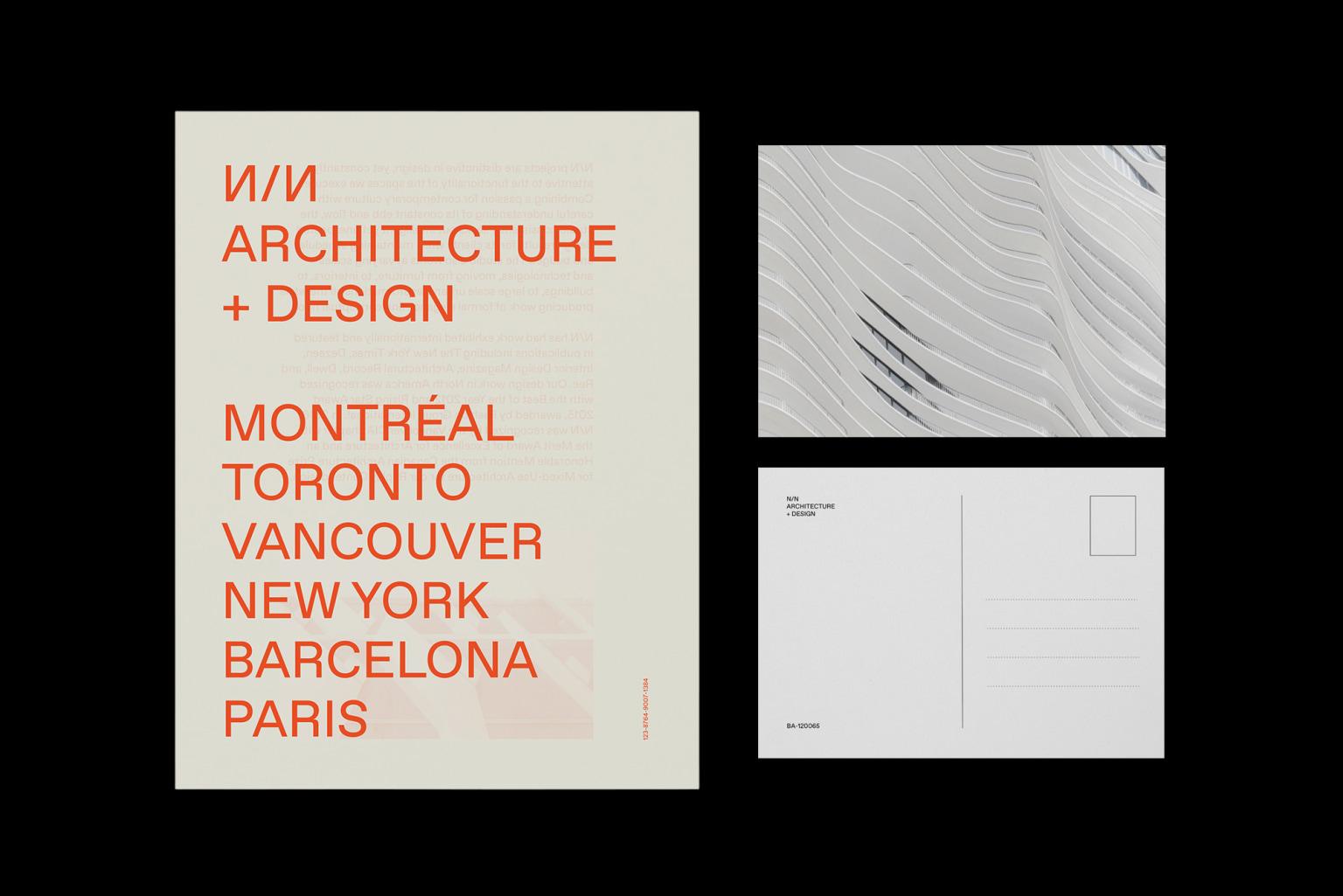 N/N Architecture