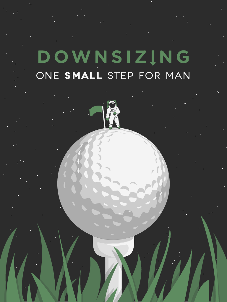 One Small Step for Man